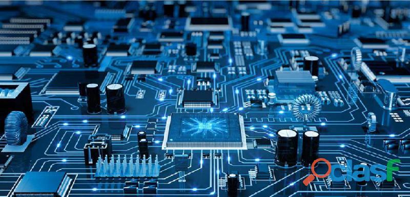 Servicio y mantenimiento en sistemas de computacion