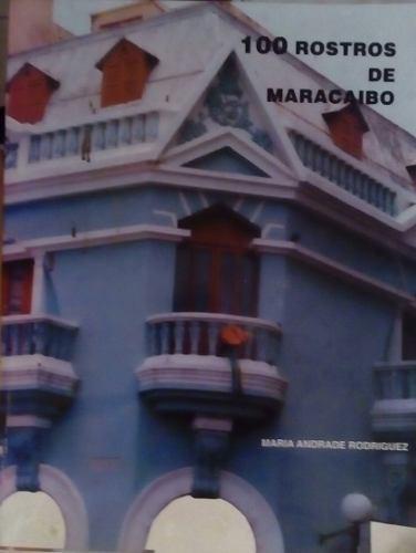 100 rostros de maracaibo, revista de colección.