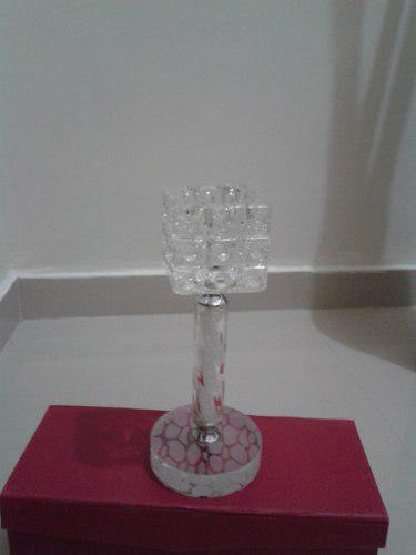 Candelabro de cristal ref 50