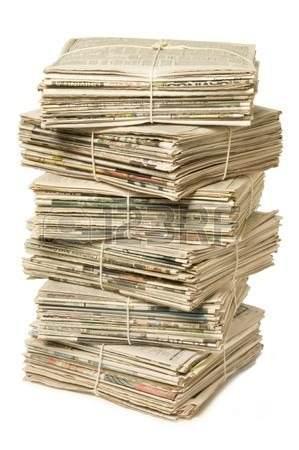 Paquetes 30 periódicos c/u 16 pag. 4 tabloide
