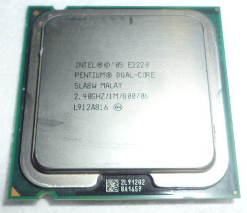 Procesador dual core e2220 para computador de escritorio
