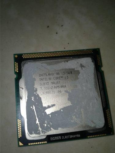 Procesador intel® core i3-560