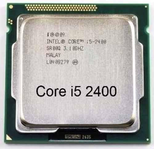 Procesador intel core i5-2400 3.10ghz socket 1155