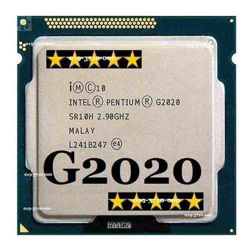 Procesador intel dual core g2020 2.9ghz 3m caché socket