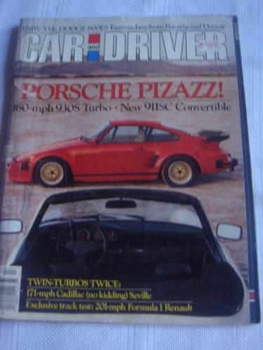 Revista Coleccionable Usa Car And Driver