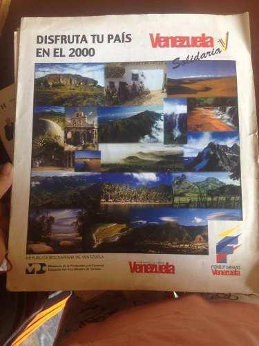 Revista Didáctica Disfruta Tu País En El 2000