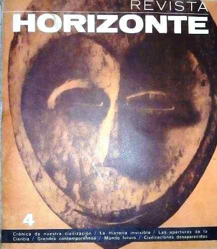Revista horizonte, número 4, mayo-junio 1969