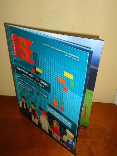 Revista rse venezuela año 5 nº 27 alianzas estratégicas