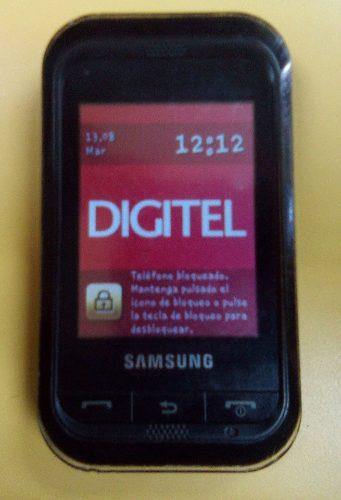 Teléfono samsung champ gt c3000x