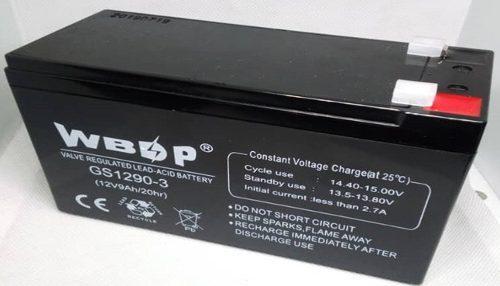 Bateria 12v 9ah ups lámpara emerg cerco electrico