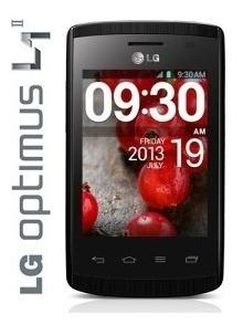 Celular android lg optimus l1 ii, liberado todas 30tru-mp