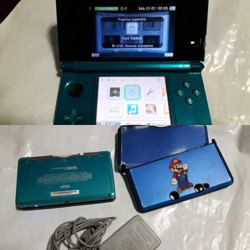 Nintendo Ds 3d En Perfecto Estado