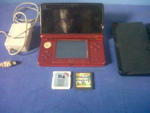 Nintendo Ds 3d Usado