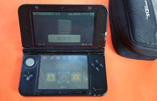 Nintendo Ds 3d Xl Original