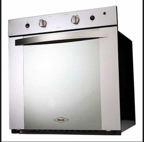 Oferta horno para empotrar a gas 60cm haceb hh24ig 350usd