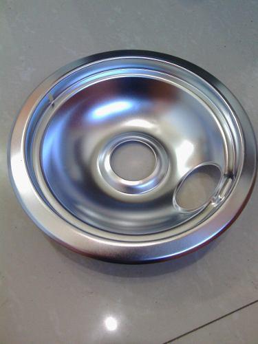 Plato base cocina electrica 6 pequeño cromado 19cm