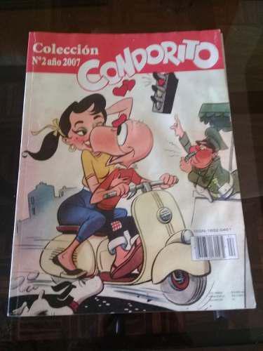 Revistas suplementos cómics condorito colección 2007