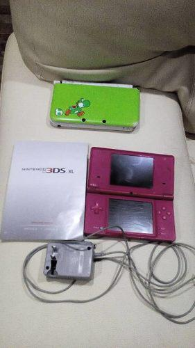 Se Vende Nintendo3dsxl Y Nintendo Ds