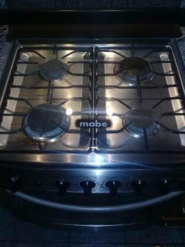 Tapa de vidrio templado mabe para cocina 4 hornillas.
