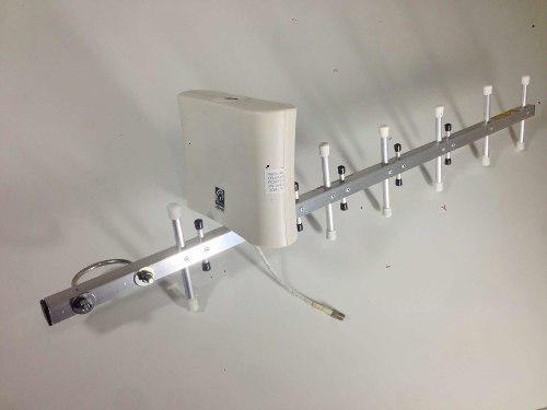 Antena celular 3g 4g de 30 dbi movistar / movilnet 45vds