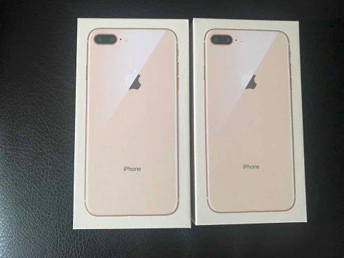 Caja Para iPhone 6 Gold 7 Negro Y 8 8 Plus