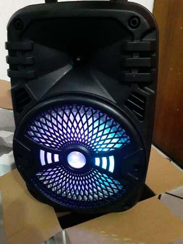 Corneta 8 pulgadas amplificada bluetooth usb micrófono(45)