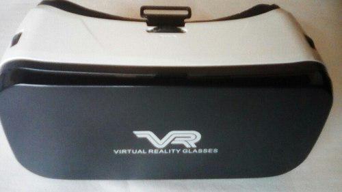 Lentes vr de realidad virtual porta celulares.
