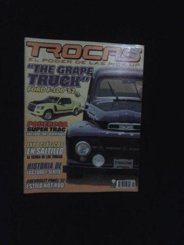 Revistas de colección trocas