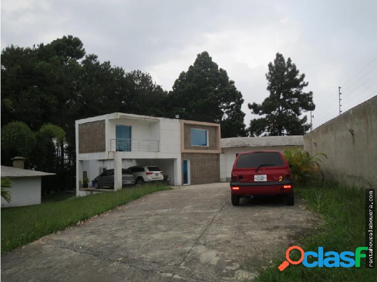 Casa en venta alto hatillo mp3 mls17-12818