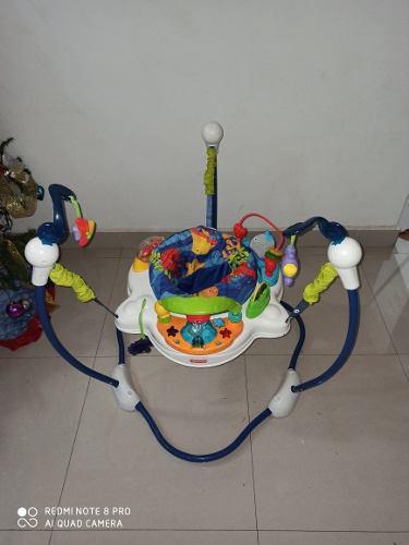 Brinca brinca para bebes fisher price
