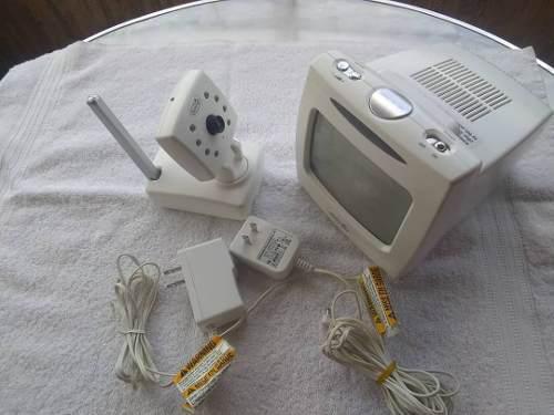 Camara y monitor de video para bebe