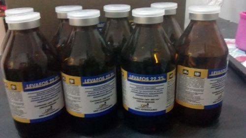 Levafos 22.5 % (fosfato de levamisol al 22.3%)