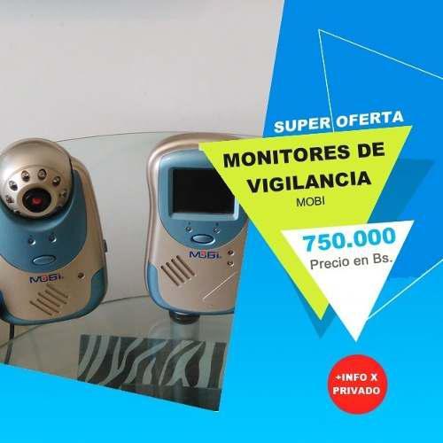Monitores de vigilancia para bebes