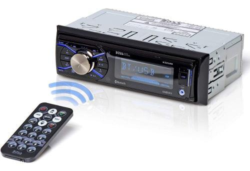 Radio reproductor boss 632uab bluetooth mp3 frontal (60)
