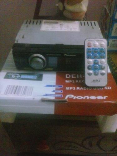 Reproductor pioneer deh8218 usado