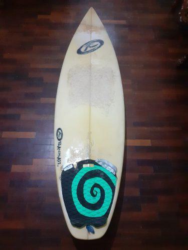 Tabla de surf marca banzaii incluye racks (70dlrs)