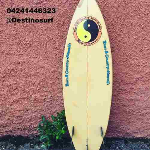 Tabla de surf town and country hawaii 5,6