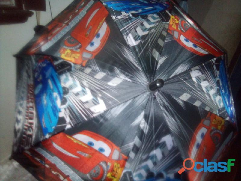 Paraguas Para Niños niñas 100% Nuevo 3