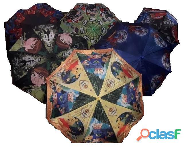 Paraguas Para Niños niñas 100% Nuevo 4