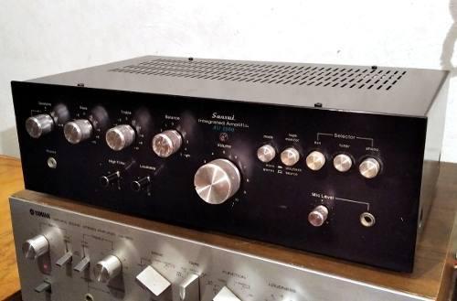 Amplificador integrado sansui au-3900
