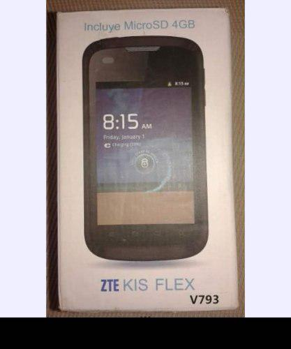 Celular zte kis flex v793 repuesto pantalla táctil