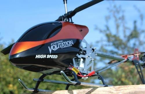 Helicoptero gigante high spped radio control