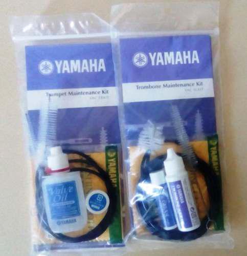 Kit de mantenimiento de trompeta yamaha (22verde$)