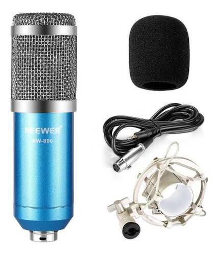 Micrófono condensador profesional neewer nw-800