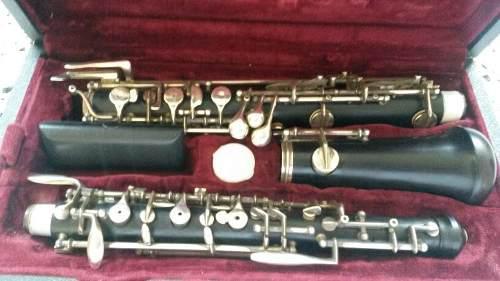 Oboe buffet crampon 4052 buen estado. oferta !