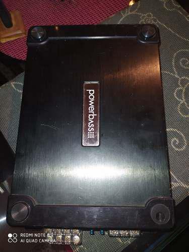 Planta amplificador power bass