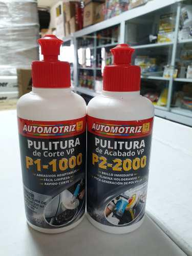 Pulitura vp kit paso 1 y 2 250ml