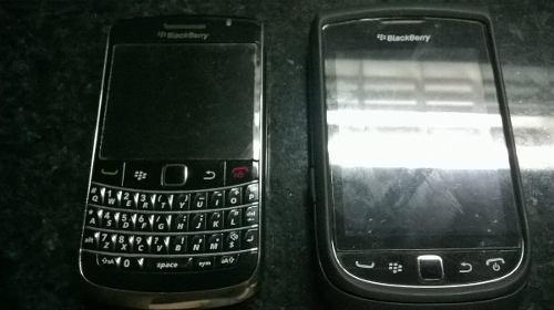 Telefonos blackberry bold 9700 y bb torch 9810