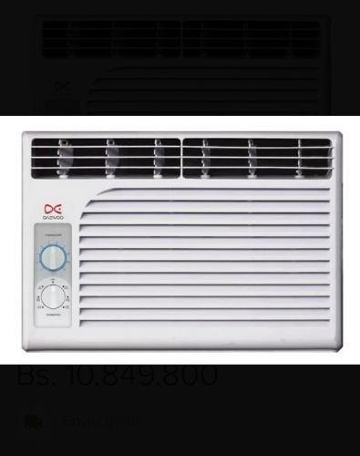 Aire acondicionado de ventana daewoo 5000btu 110v ¡nuevo!