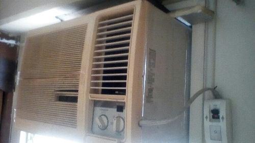 Aire acondicionado panasonic 12 mil btu corriente 110 volt
